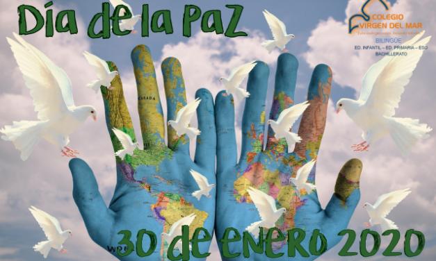 «30 de enero, Día de la Paz», escucha el anuncio preparado por los alumnos de 3º de Primaria en el «Aula de Música»