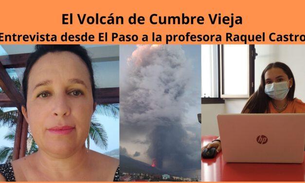 Cómo se vive el volcán