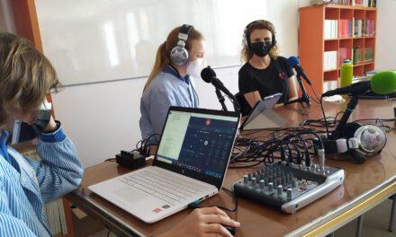 Radio Explora en nuestro Colegio