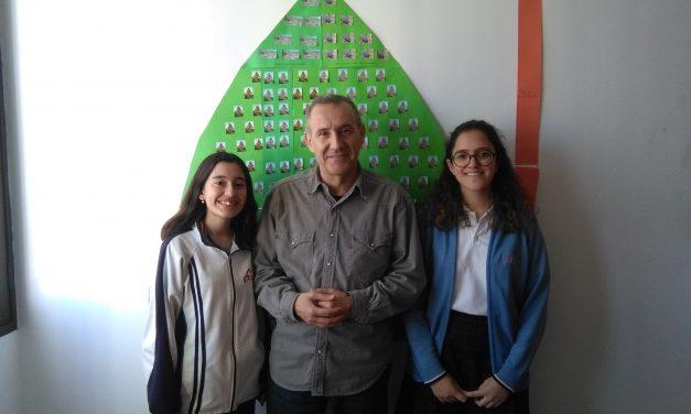 Noticias del Colegio: Trabajar con las emociones en el Colegio Virgen del Mar y José María Toro, conducido por Paula Clemente y Ainara Cogollos