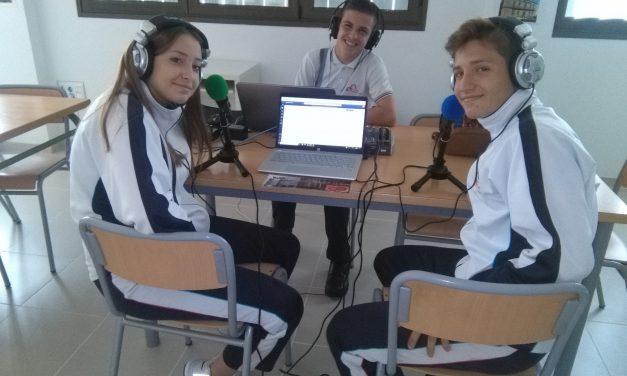 Informativo del Colegio Virgen del Mar: «Domund 2019 y nuestra entrevista a la Misionera Comboniana Monserrat García», dirigido por Marian Cedrés y Jorge Blanco