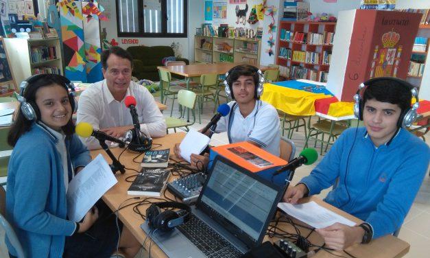 El escritor Mariano Gambín en «Personalidades», con una entrevista realizada por Nairobi Almenara y Gabriel Ruiz, con la documentación, producción y edición de Alejandro Castilla