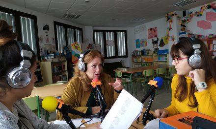 La Vicerrectora de Estudiantes de la ULL, Lastenia Hernández, entrevistada en «Personalidades» por Miranda Trujillo y Alba Ramos