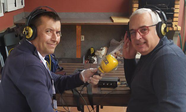 Especial Crisis Coronavirus: «Puchi Méndez y José Juan Rolo, Radio Club Tenerife, entrevistan a Domingo J. Jorge, Profesor-Coordinador de Radio Colegio Virgen del Mar en relación con el trabajo del profesorado durante el Estado de Alarma»