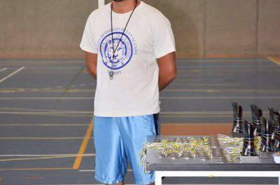 Programa Hola Deporte: Entrevista a Ale Bruno, coordinador de Baloncesto del CB. Colegio Virgen del Mar