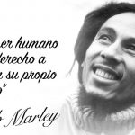 «Bob Marley» en Melodías, programa musical, presentado por Andrea Navarro