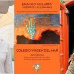 Especial Crisis Coronavirus: «Juan Matos, profesor de Arte y responsable de la Exposición Virtual Manolo Millares-Visión de Canarias, organizada por el Colegio Virgen del Mar», entrevista dirigida por Keyla Rodríguez