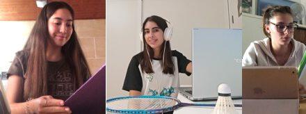 Especial Crisis Coronavirus-Deportes: «Paula González, jugadora de Badminton, es entrevistada por Arianne Socas y Natascha Koschel»
