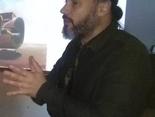 Entrevista a Isidro Hernández Mantenedor del TEA