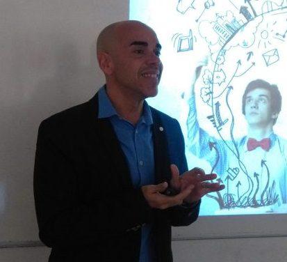 José Juan Rivero en Ágora Filosofía