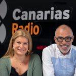 María Doménech y Kiko Barroso se comunican con Radio Colegio Virgen del Mar