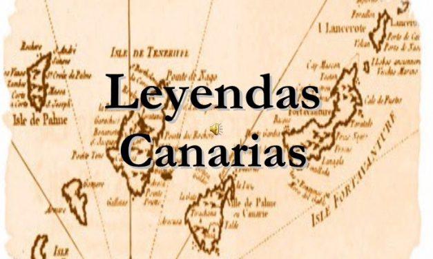 Audiocuento en Pildoras Literarias, con Leyendas Canarias: «La maldición de Laurinaga», narrada por María Díaz