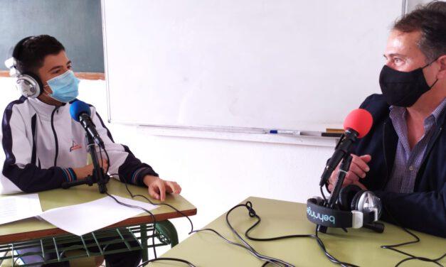 Entrevista al autor Mariano Gambín