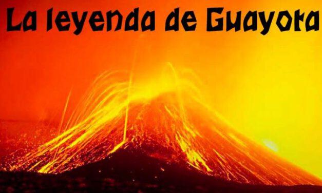 Especial Día de Canarias en Crisis de Coronavirus: «Audioleyendas-Guayota El Maligno», dirigido por Alejandro Fernández, con la narración de Valentina Santelli y Lucía Ruiz