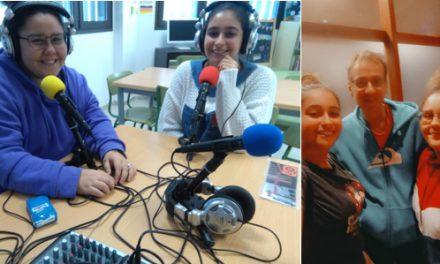 El escritor Albert Espinosa llenó de vida el informativo dirigido por Nayara Hernández y Noelia Martín
