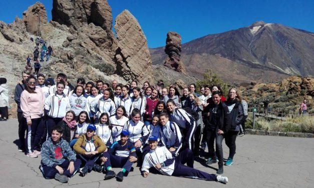 «Noticias del Colegio», presentado por Paula Clemente y Ainara Cogollos: Intercambio con el Salzmann 2019