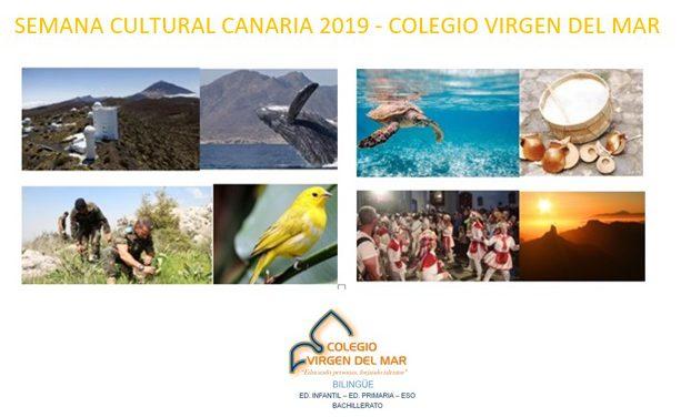 Sigue nuestra «Semana Cultural Canaria», del 20 al 31 de mayo