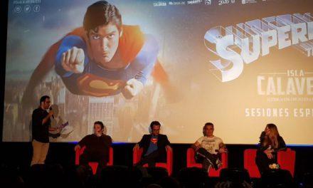 «Superman», en Especial Cine, conducido por Mario Simón desde Festival Isla Calavera